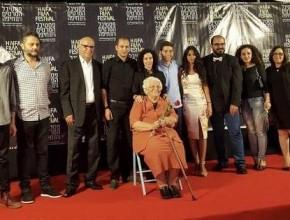 ليدي- جمهور مهرجان حيفا يستقبل بحفاوة فيلم أمور شخصية
