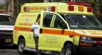 إصابة فتى (10 سنوات) بجراح بعد تعرضه للدهس في طوبا الزنغرية