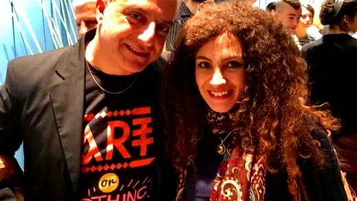 فنانون محليون يشاركون باعمالهم في مهرجان حيفا