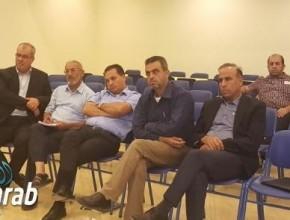 كفرقاسم: مشاركة هزيلة في اليوم الدراسي للمتابعة حول هبة القدس والاقصى