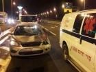 إصابة 4 أشخاص بجراح طفيفة في حادث إصطدام مع بقرة على مفرق هموفيل