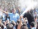 الناصرة: فوز محمود أبو جش برئاسة مجلس طلاب المدرسة الجليل التجريبية
