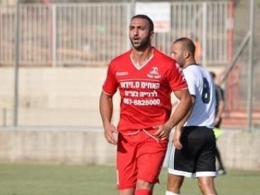 هدف لأحمد حلبي في باكورة مبارياته مع بلدي كفرقرع