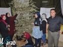 إفتتاح معرض تشكيلي في الثانوية الجديدة لتجسيد ذكرى مجزرة كفرقاسم