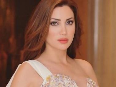 نسرين طافش أفضل ممثلة عربية لعام 2016.. صور