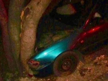 وادي سلامة: اصابة شخصين في حادث طرق