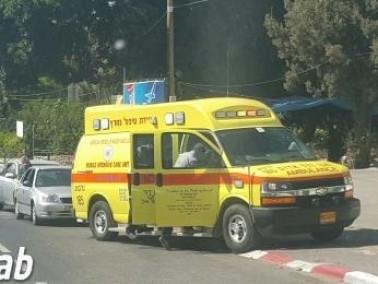 بئر السبع: سقوط شاب عن ارتفاع وإصابته بجراح
