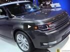 Ford Flex 2016 لامعة ومميزة