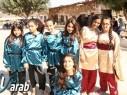 مشاركة المئات من طلاب عرابة في مهرجان الزيت والزيتون