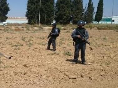 الجيش: سقوط قذيفة في شمال هضبة الجولان