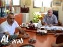 البروفيسور زياد حنا يتبرع بـ20 حاسوبًا لمدرسة حنا مويس الشاملة في الرامة
