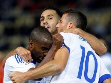 اسرائيل تفوز على البانيا بثلاثية نظيفة