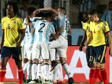 ميسي يقود الأرجنتين لاستعادة الثقة بثلاثية أمام كولومبيا