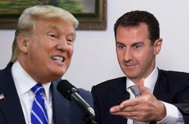 الأسد: ترامب سيكون حليفا طبيعيا لدمشق
