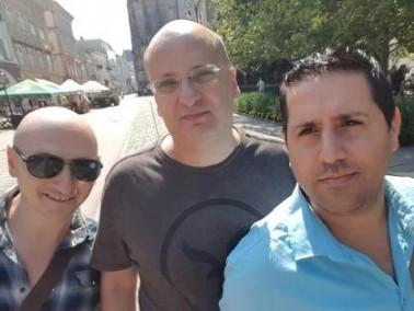 النصراوي ميشيل سجراوي في المدينة العائمة