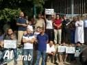 المئات في كفرقاسم والطيبة يتظاهرون: أذان بلال لن يسكته الاحتلال