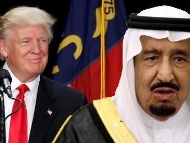 لاول مرة: السعودية تهدد ترامب