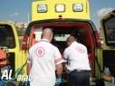مصادر طبية: إحالة رجل (62 عامًا) من عكا بحالة متوسطة إلى المستشفى