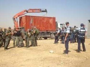 عدالة: السلطات ستهدم عددًا من بيوت عتير أم الحيران