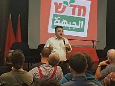 جبارين: هرتسوغ لا يستحق لقب رئيس المعارضة