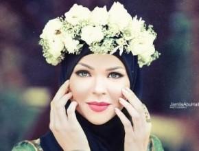 ليدي- أسيل علي زيبق تكسر الحواجز وتفرض نفسها في عالم الأزياء
