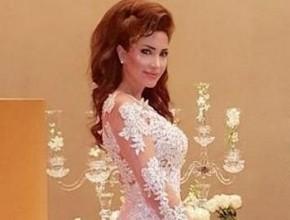 ليدي- إطلالات نسرين طافش بفساتين الأميرات