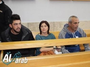 الحكم على امل ابو صالح وبشيرة محمود من الجولان بالسجن