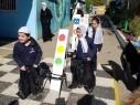 عسفيا: اختتام أسبوع الحذر على الطرق في مدرسة الإشراق