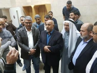 تمديد اعتقال الناشط انس ابو دعابس من رهط