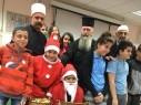 طمرة: مدرسة الزهراء ج تستقبل رجال دين