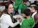 يركا: جمعية حماية الطّبيعة في يوم قمّة ضمن برنامج التّربية البيئيّة في المدرسة هـ