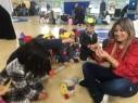 بقعاثا: مهرجان التّفّاح لرياض الأطفال