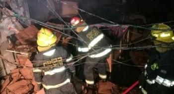 حريق في مصنع في رحوفوت يلحق أضرارا مادية
