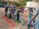 مجد الكروم: يوم التوعية والحذر على الطرق في مدرسة المتنبي الابتدائية