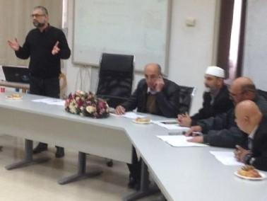 مؤتمر لأئمة المساجد في أم الفحم