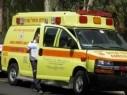 إصابة عامل (40 عامًا) بجراح متوسطة خلال عمله في منطقة ماطيه آشر