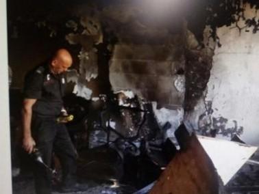 سلطة الإطفاء: إشتعال النيران في منزل في المزرعة