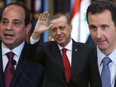 الأسد: العلاقات السورية المصرية بدأت تتحسن