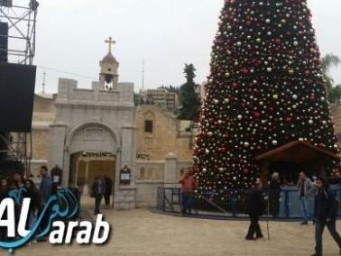 بلدية الناصرة ومجلس الطائفة: ستتم إضاءة شجرة الميلاد