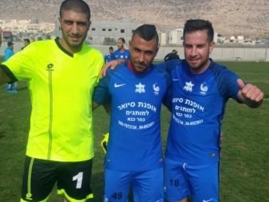 مكابي عرب النجيدات يتغلب على اخاء بئر المكسور