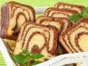 طريقة تحضير الكعكة الرخامية..صحتين وعافية