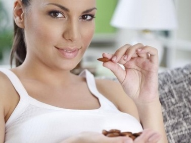 رجيم صحي للمرأة الحامل