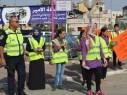 باقة: اعدادية الأندلس في حملة توعية ضد حوادث الطرق