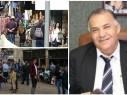 سلام: الناصرة تعج بالزائرين وأوعزت لمراقبي السير بعدم تحرير المخالفات