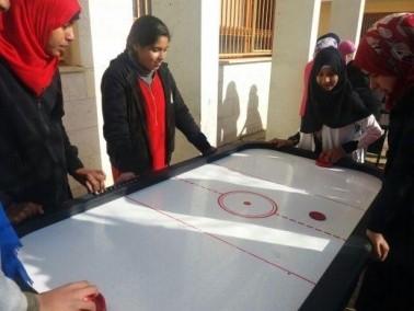 قصر السر: يوم ثقافي في مدرسة حسين الهواشلة