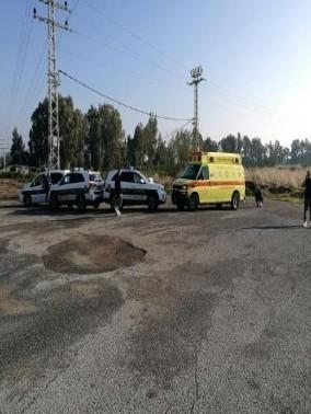 الشرطة: العثور على جثة سيدة عند مفرق مجيدل