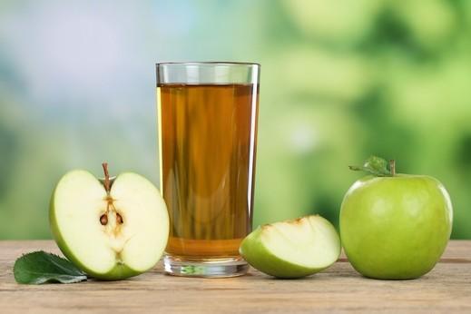 عصير التفاح الأخضر بالعسل..صحتين وهنا