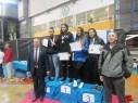 تألق مدرسة حسني كاي كراتيه في بطولة اسرائيل