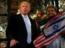 ترامب يوبخ كيري: يا اسرائيل ظلي قوية حتى 25 الشهر المقبل فأنا قادم