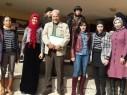 إبطن الابتدائيّة تستضيف اتّحاد الكرمل للأدباء الفلسطينيّين في يوم اللغة والإبداع